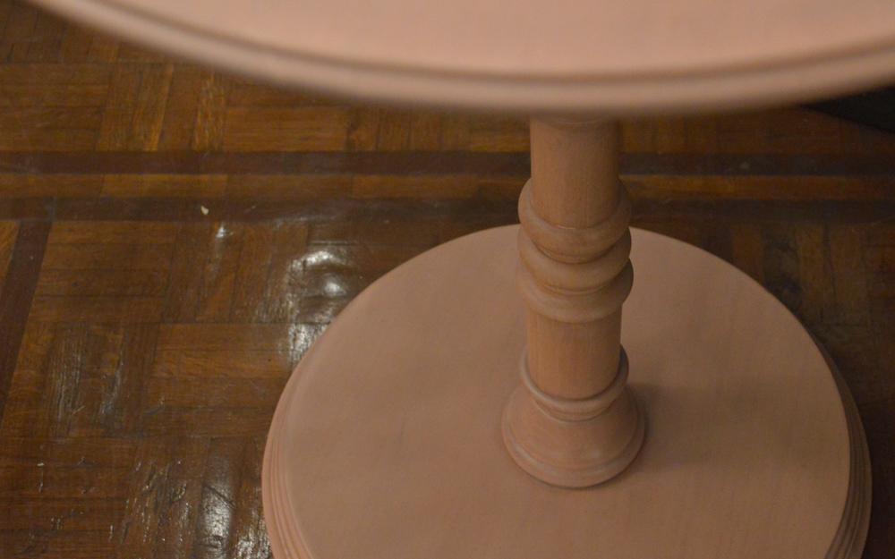 shisha side table
