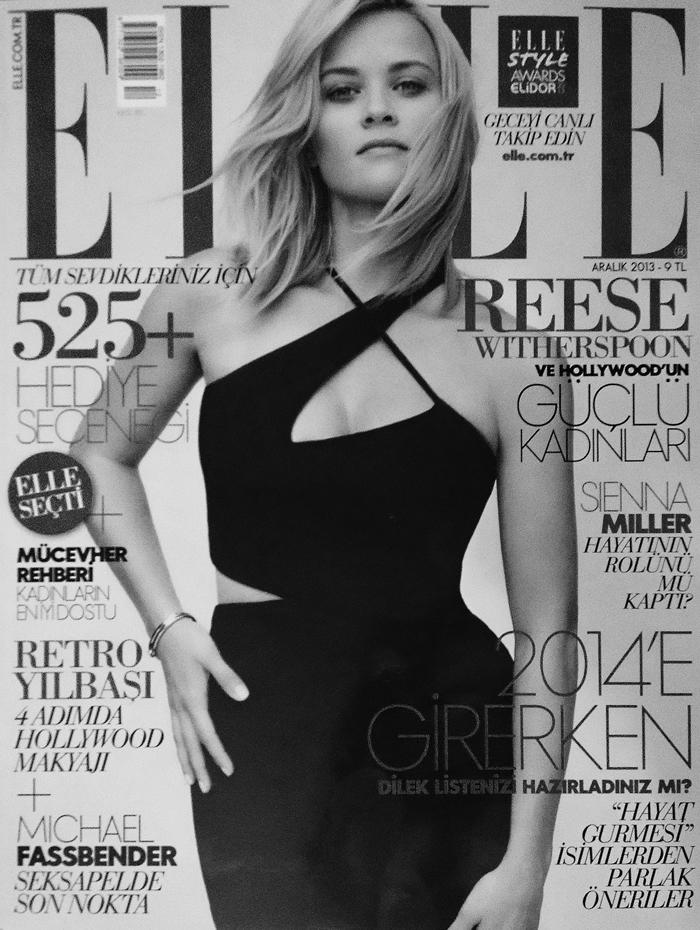 Elle / December 2013