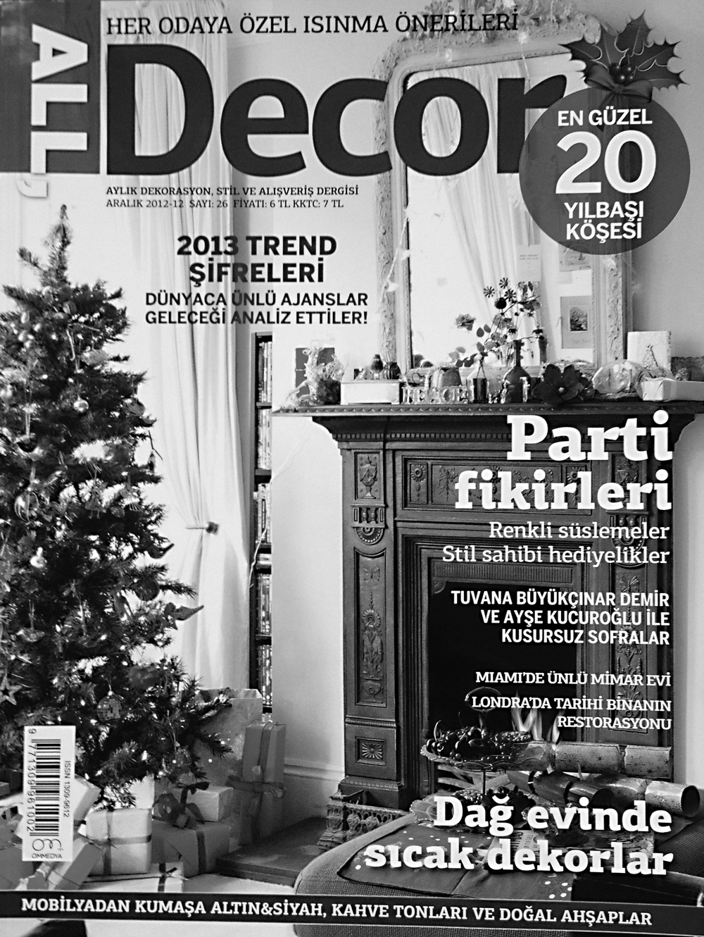All Decor / December 2012