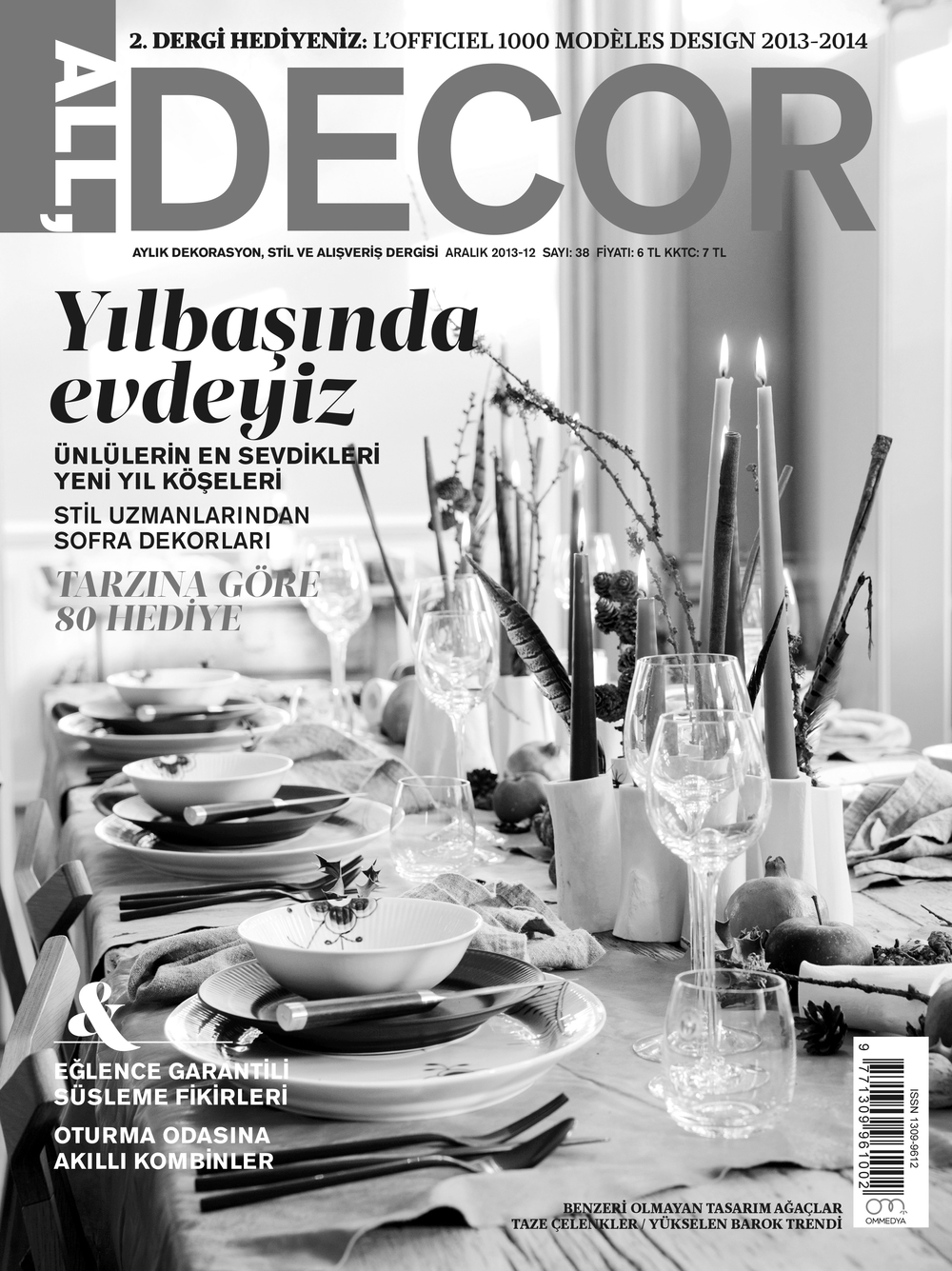 All Decor / December 2013