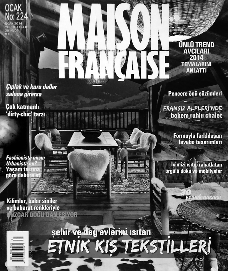 Maison Française / January 2014