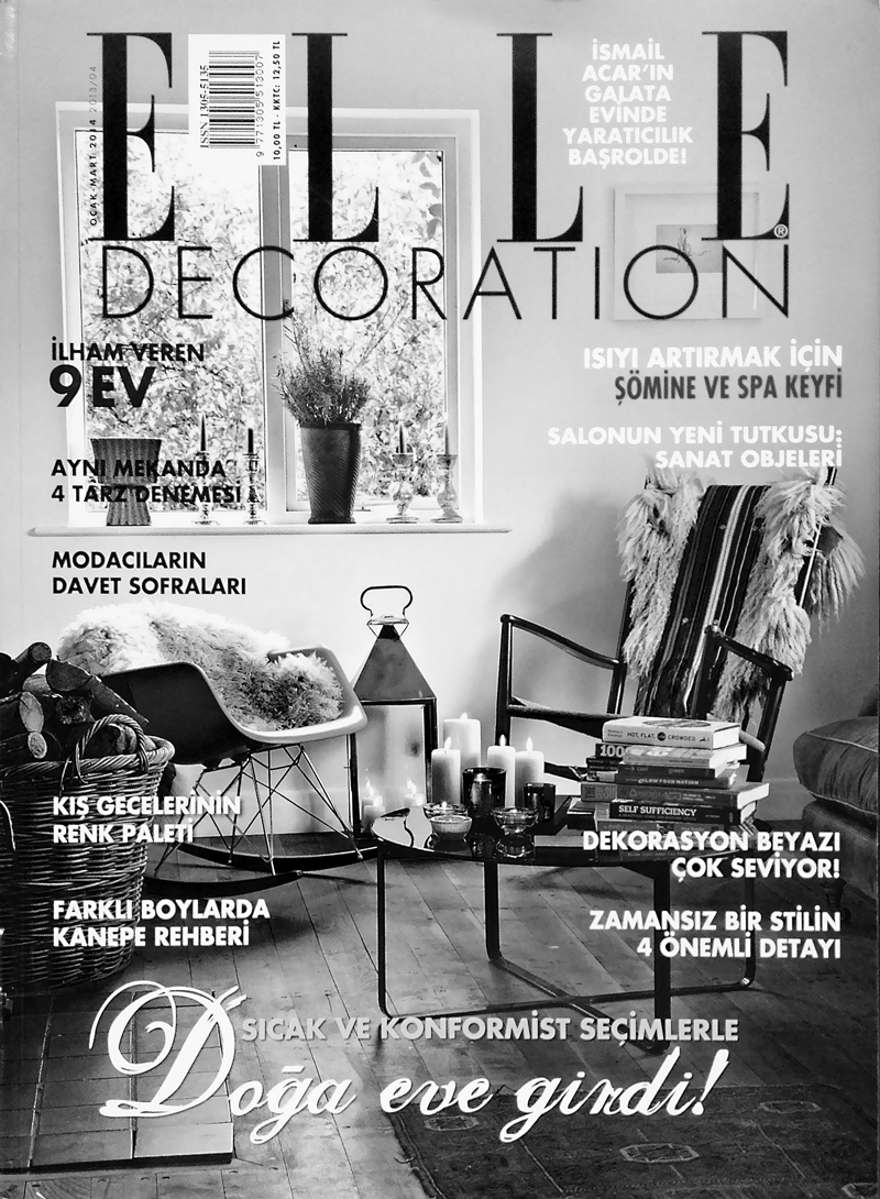 Elle Decoration / January 2014