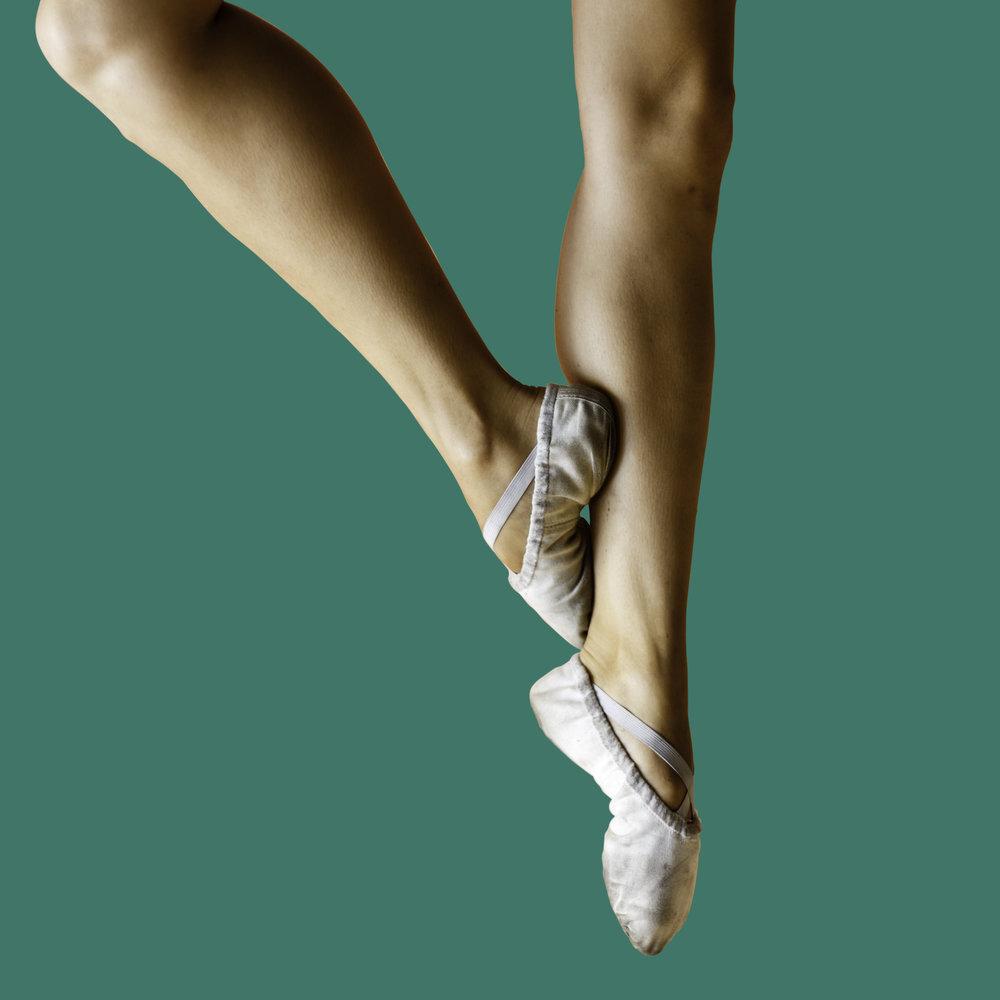 Ballerina Green
