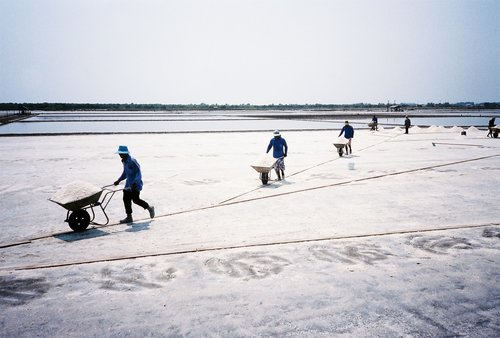 SALT - Documenting Disappearing Salt Farming in Thailand