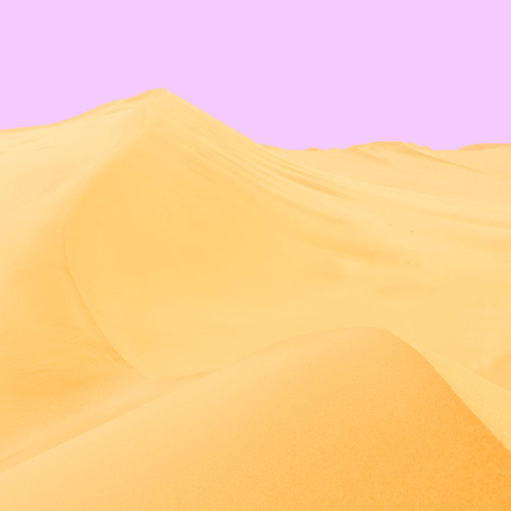 Dunes Yellow Pink