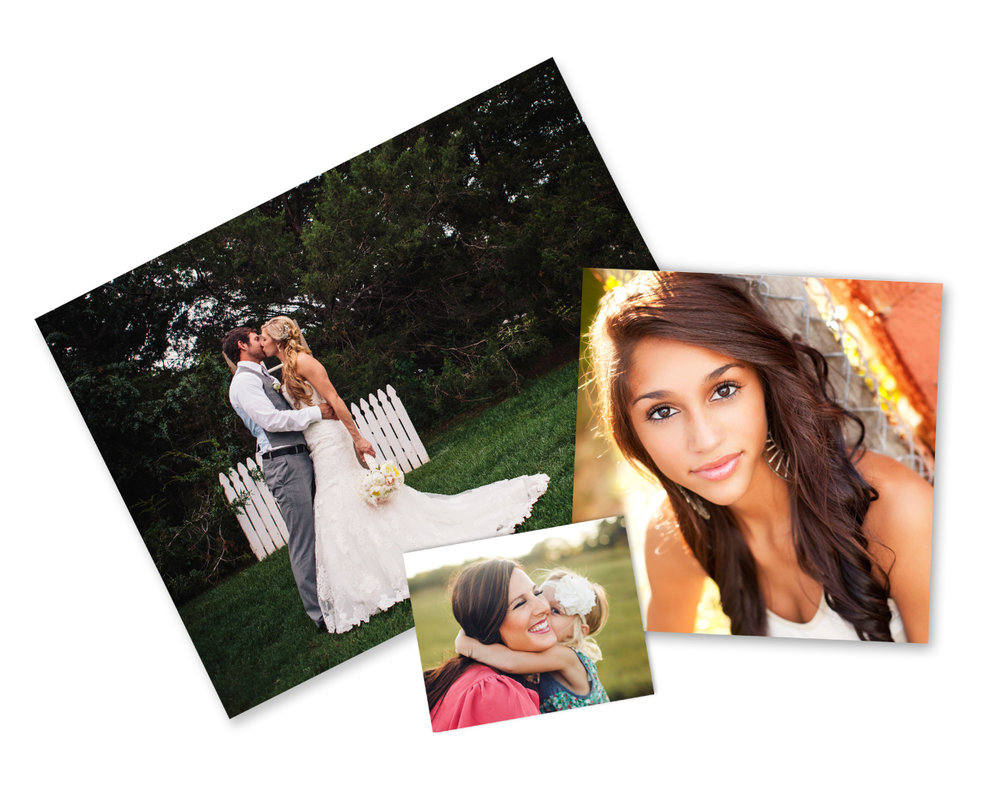 PRINTS   All of our prints are of the highest quality, and are known for longevity and color accuracy. Printed on professional Lustre Photo Paper with linen texture, they have a vibrant yet classic look for any display setting.