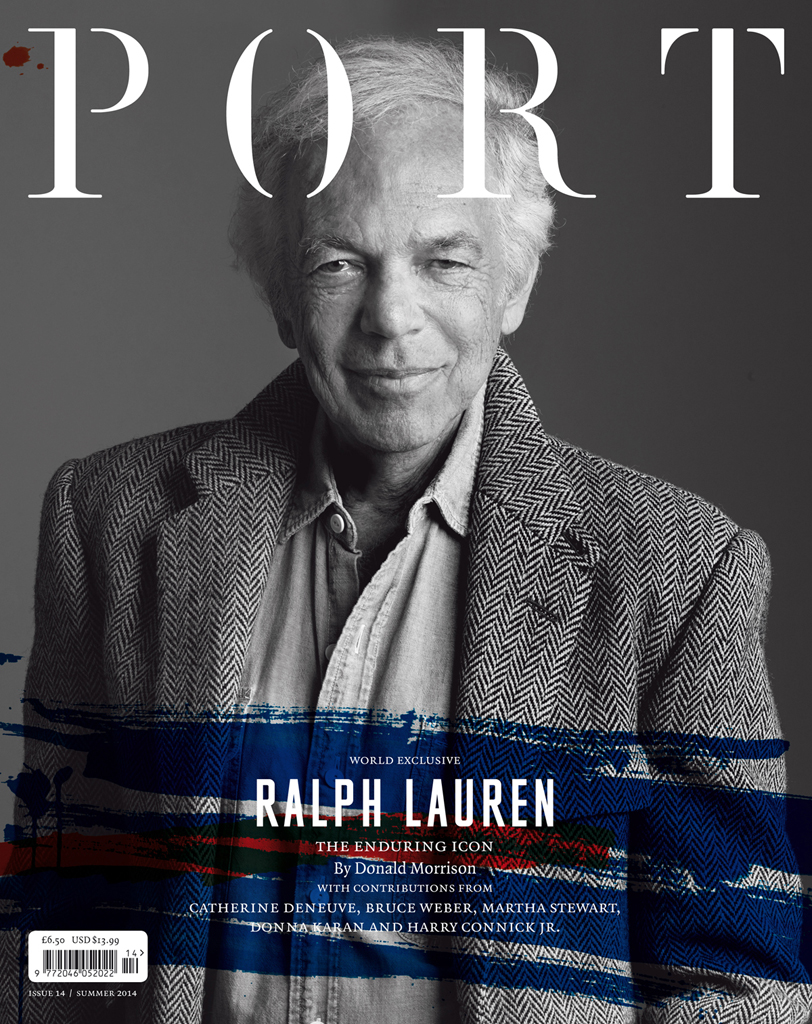 Ralph Lauren Port Magazine