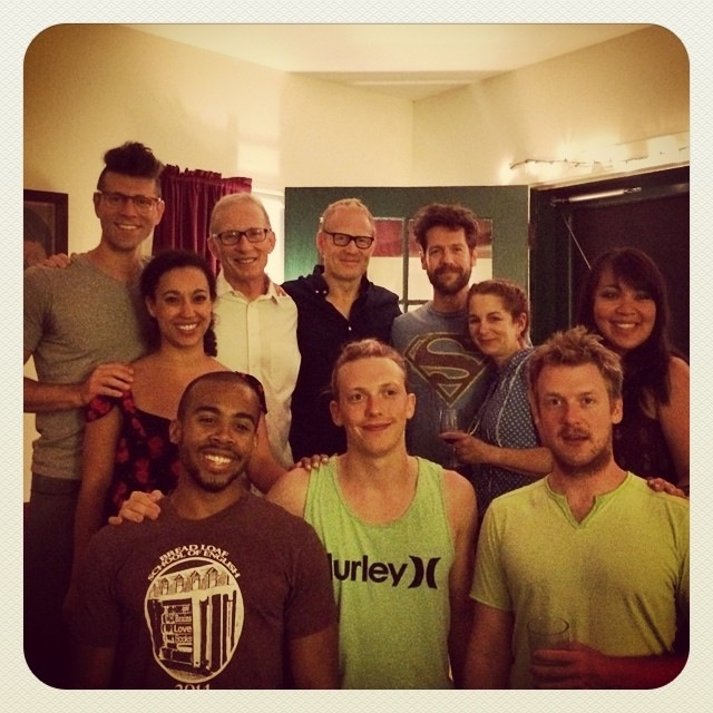 Another outstanding summer at Bread Loaf with a talented group of artists, writers, professors, and scholars. I'm pictured in the top left and with the entire Bread Loaf Acting Ensemble.