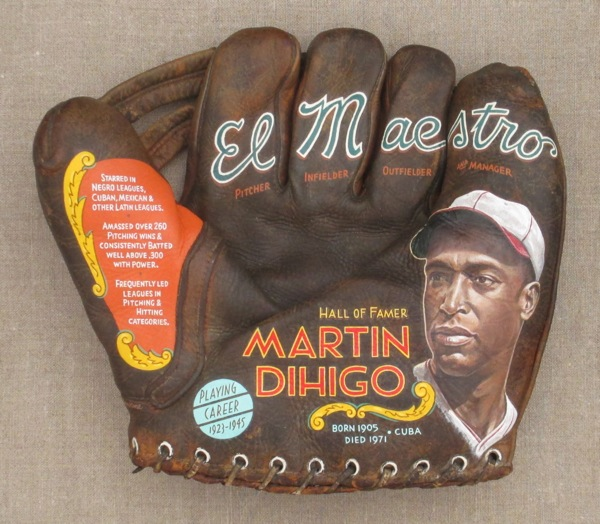 Martin Dihigo at Negro Leagues Baseball Museum [SOLD]  info >