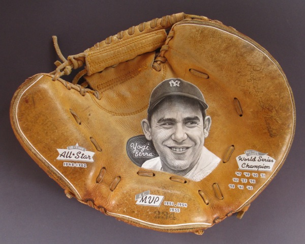 Yogi Berra [SOLD]  info >