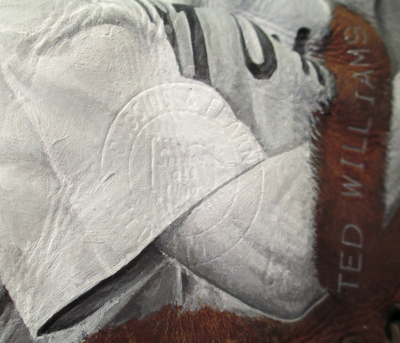 Sean-Kane-Ted-Williams-Baseball-Glove-Art-5