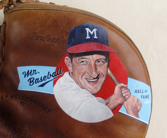 Sean-Kane-Bob-Uecker-Major-League-Painted-Baseball-Glove-Art-2.jpg