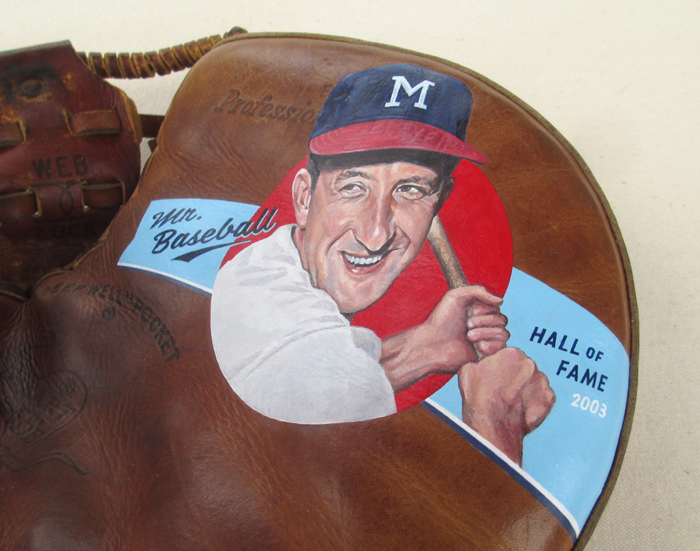 Sean-Kane-Bob-Uecker-Major-League-Painted-Baseball-Glove-Art-5.jpg