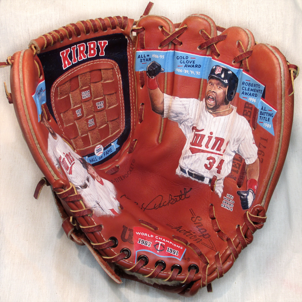 Kirby Puckett [SOLD]