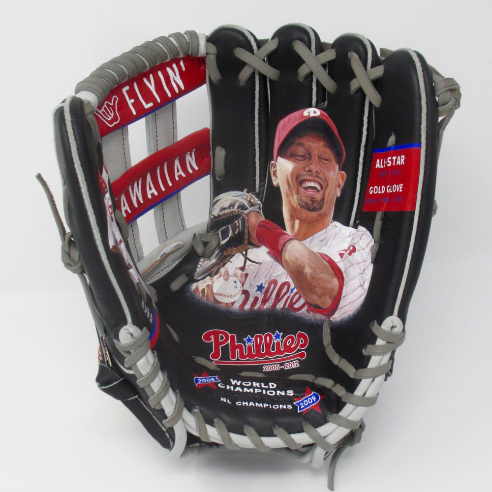 Shane Victorino for Philadelphia Phillies [SOLD]  Info >