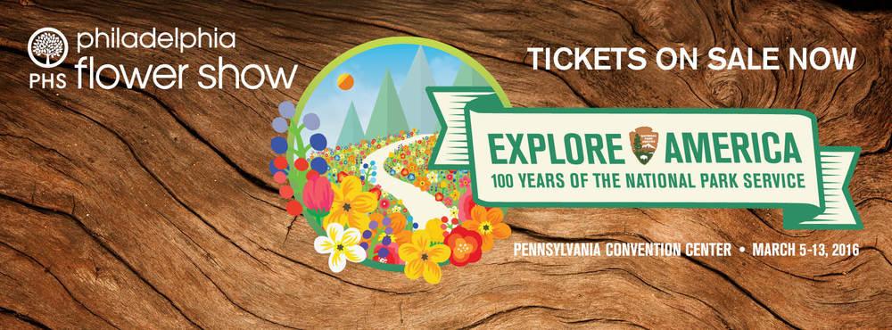 Visit the Camden Children's Garden Exhibit at the Philadelphia Flower Show!