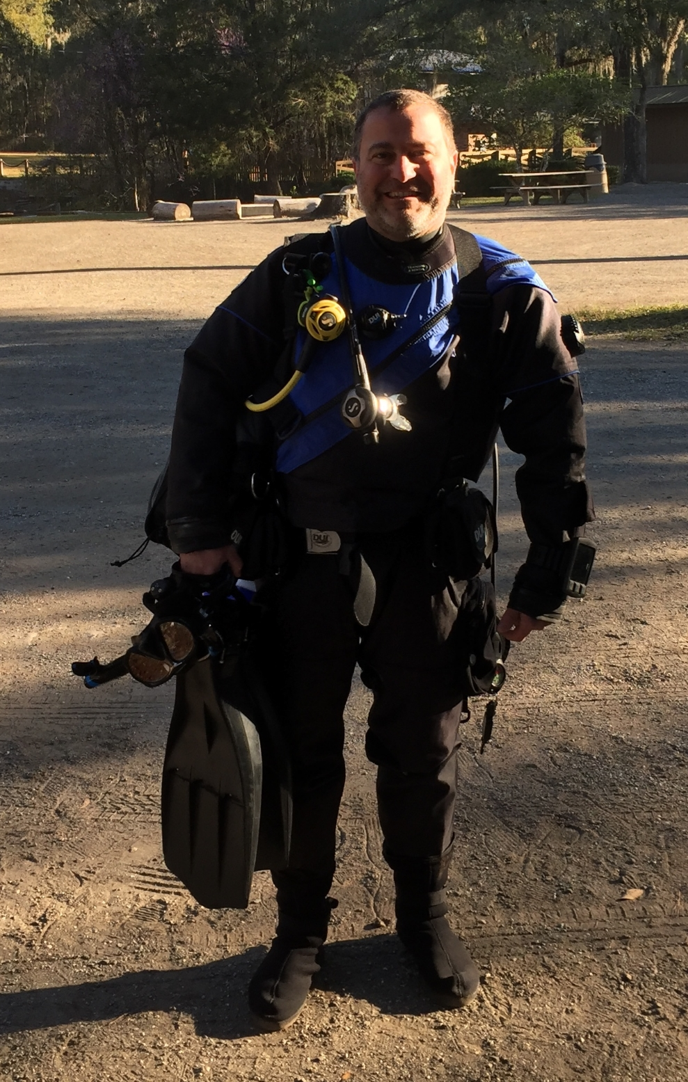 Brian Rickman - Owner and PADI MASTER INSTRUCTOR