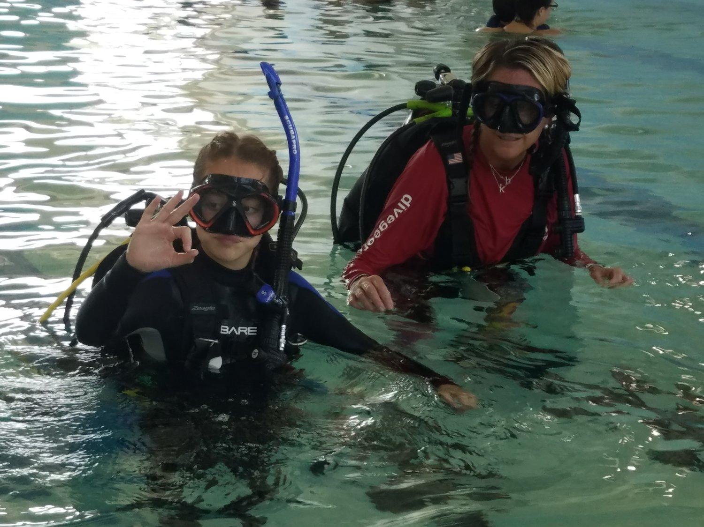 Padi Discover Scuba Diving Dive Georgia Atlanta Metro Scuba