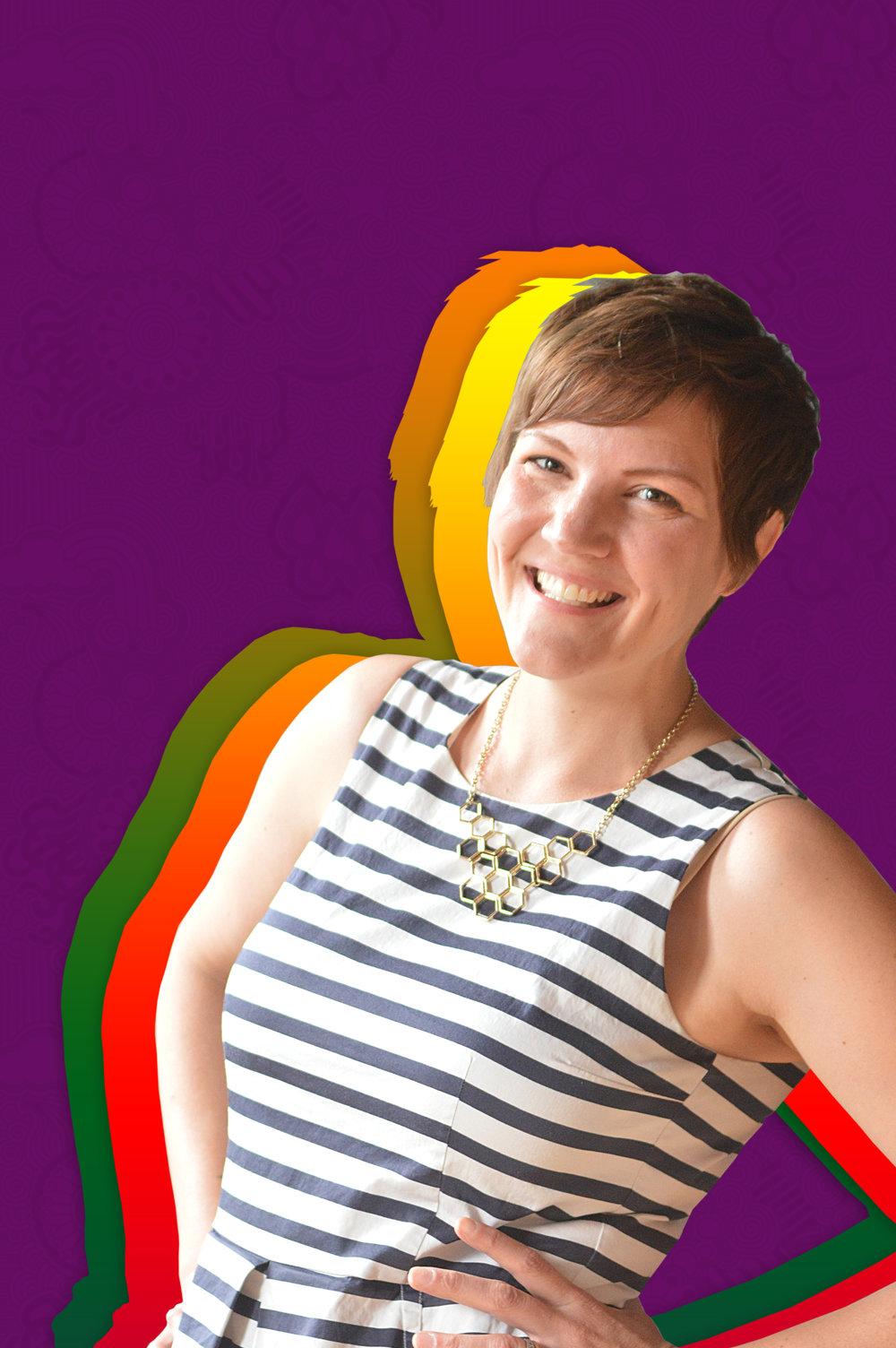 Amber Vasquez, User Experience Designer