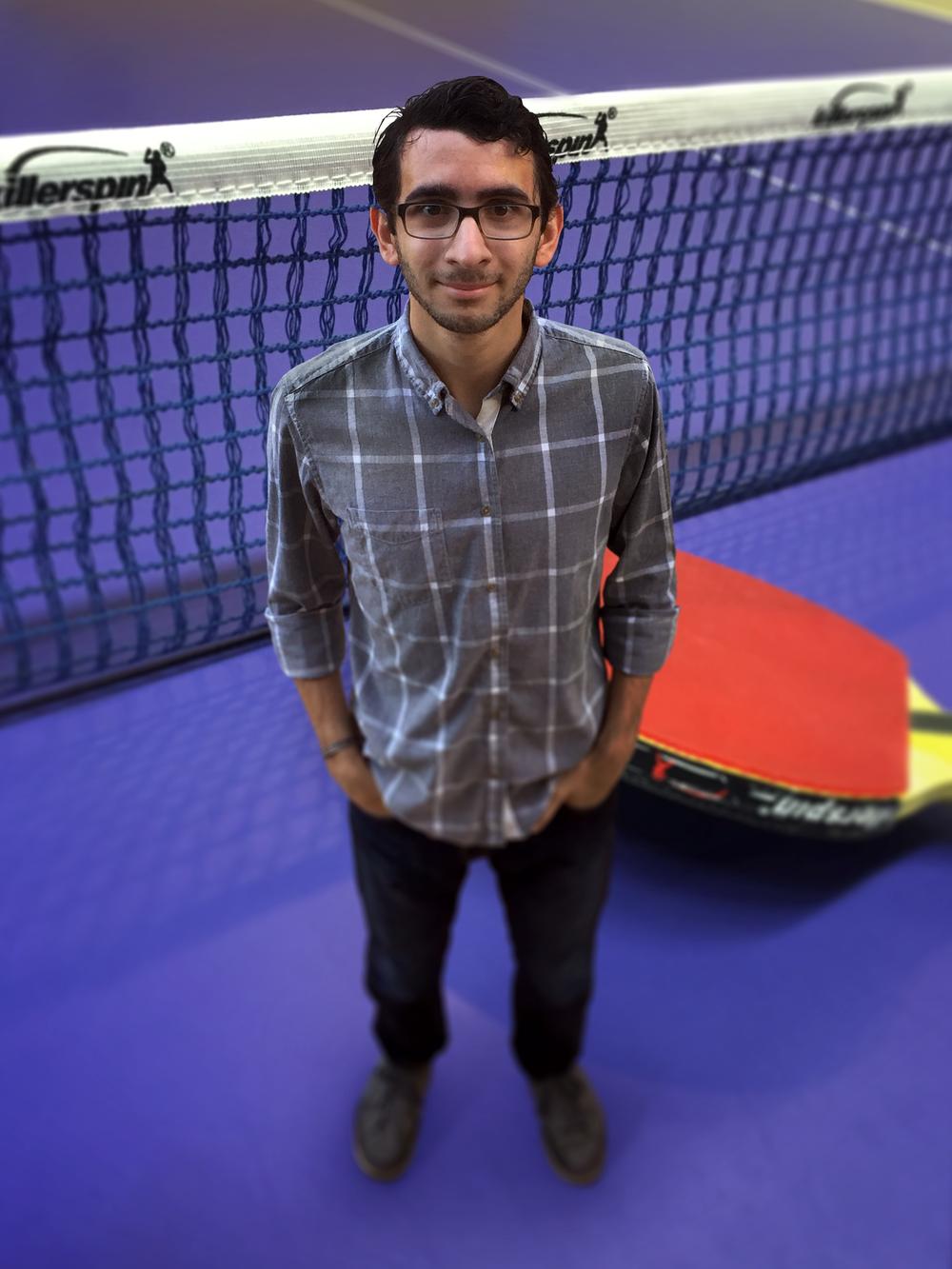 Alex Berkowitz, Motion and Interface Designer