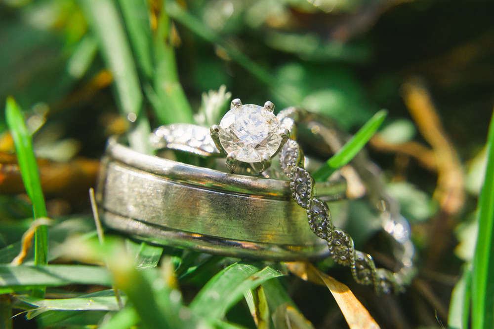 Stunning Engagement & Wedding Ring Photography in Durham, NC