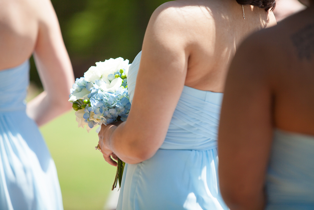 Carolina Blue Wedding Inspiration