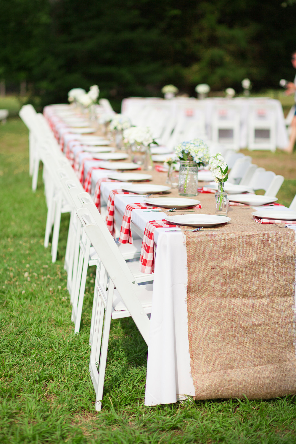Outdoor Wedding at Elodie Farms