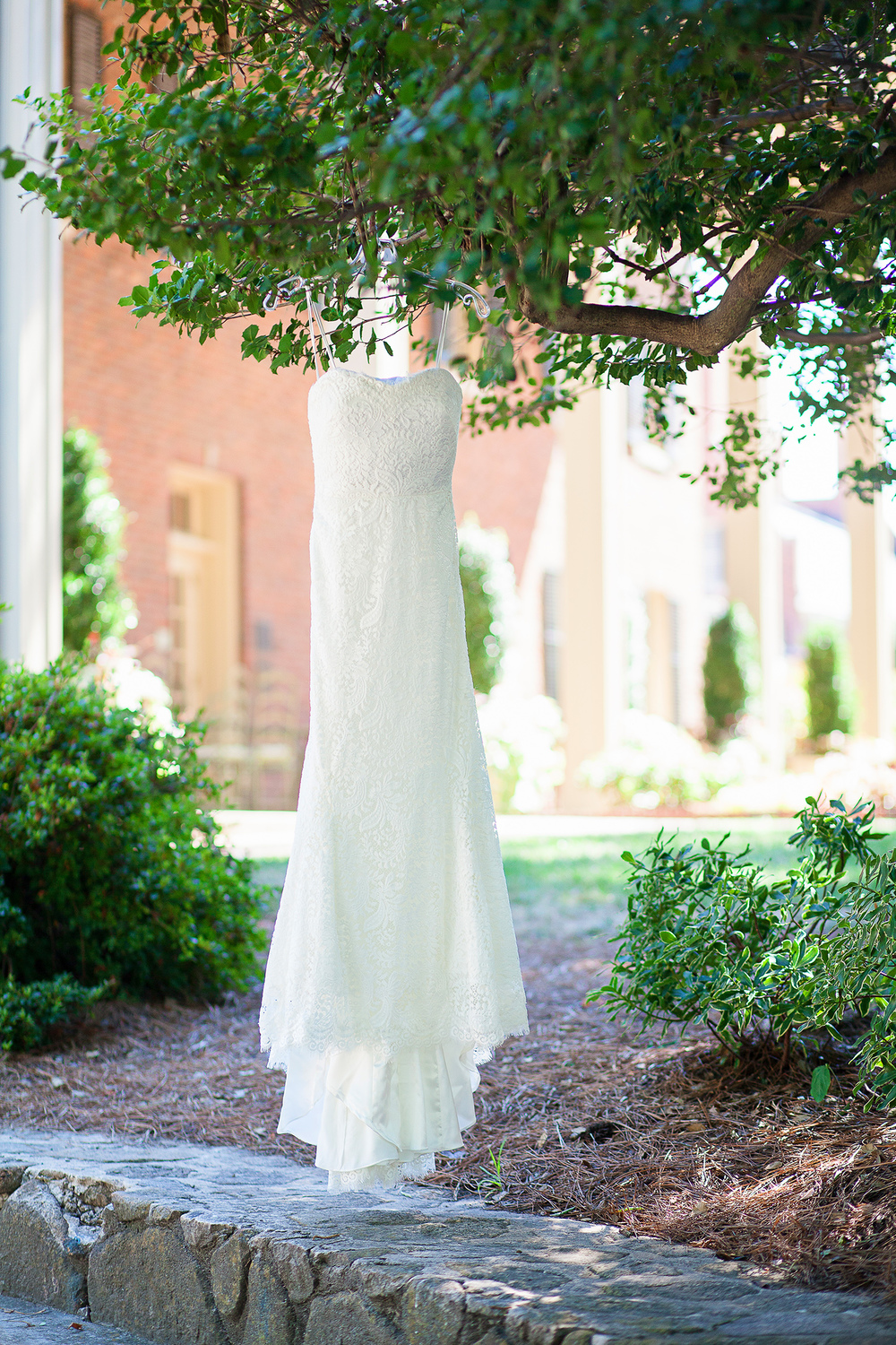 Wedding Gown in Chapel Hill, NC