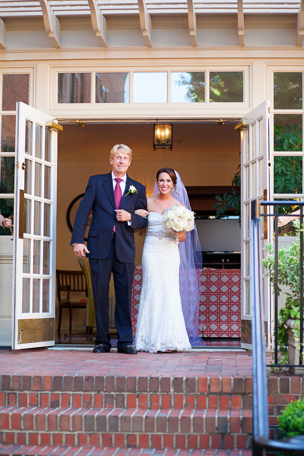 Carolina Inn Wedding Ceremony
