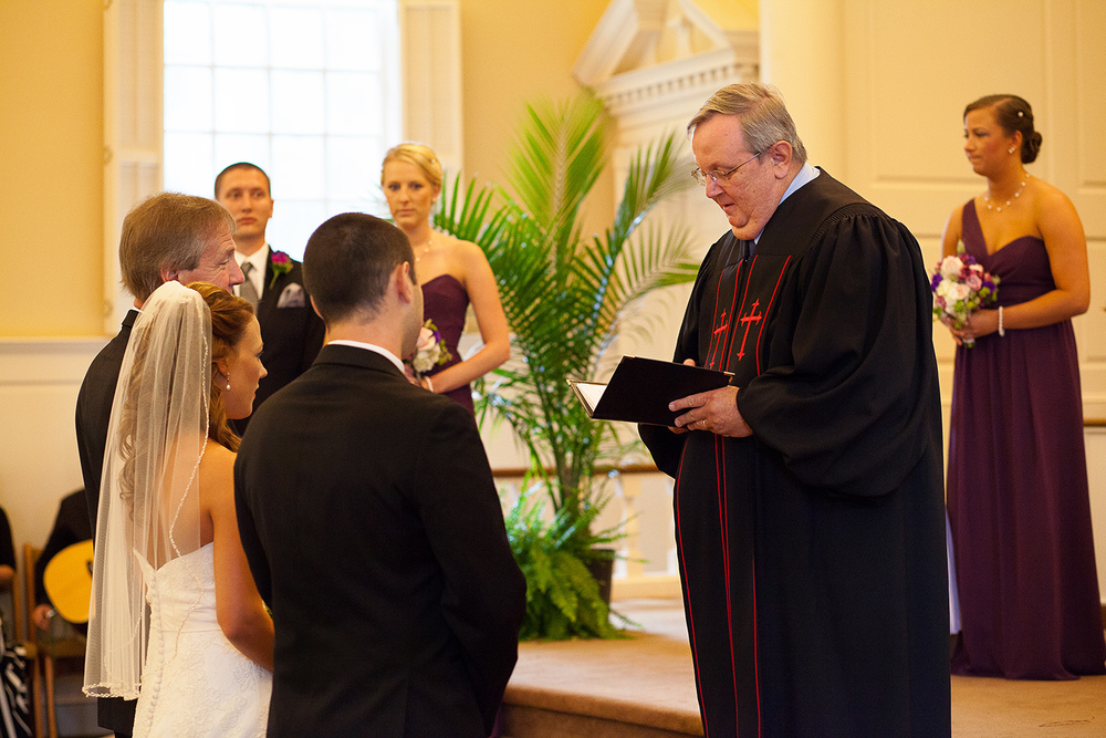 Reciting Vows