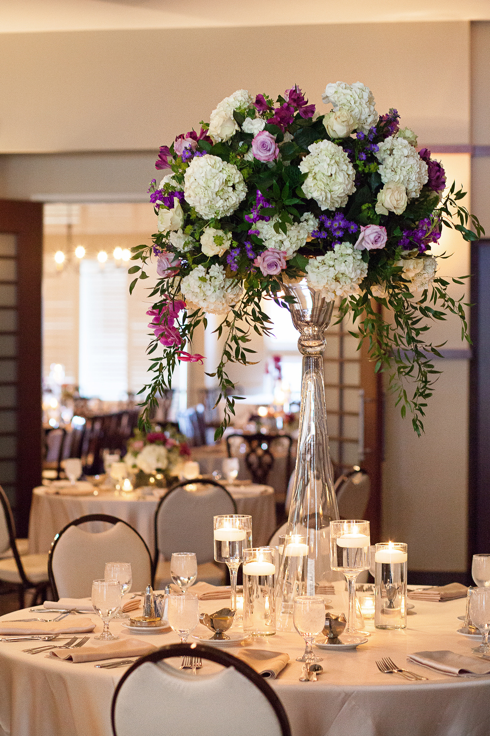 University Club Raleigh Wedding Reception