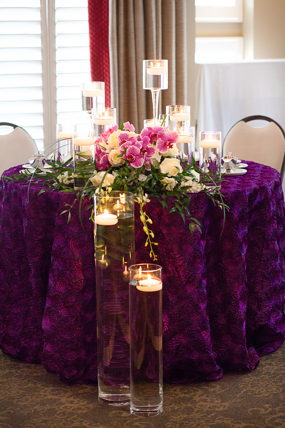 Centerpieces by Fresh Affairs