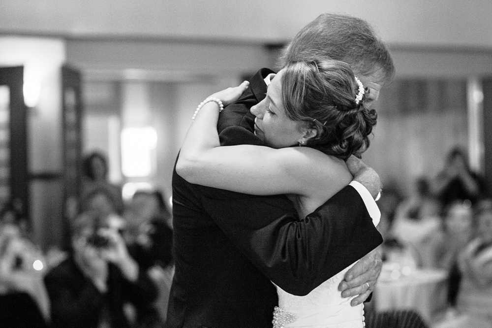 Traditional Father/Daughter Dance