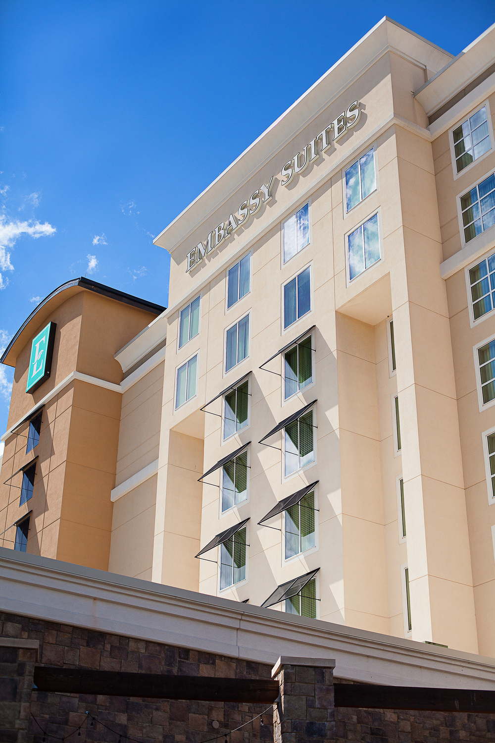 Embassy Suites Raleigh NC
