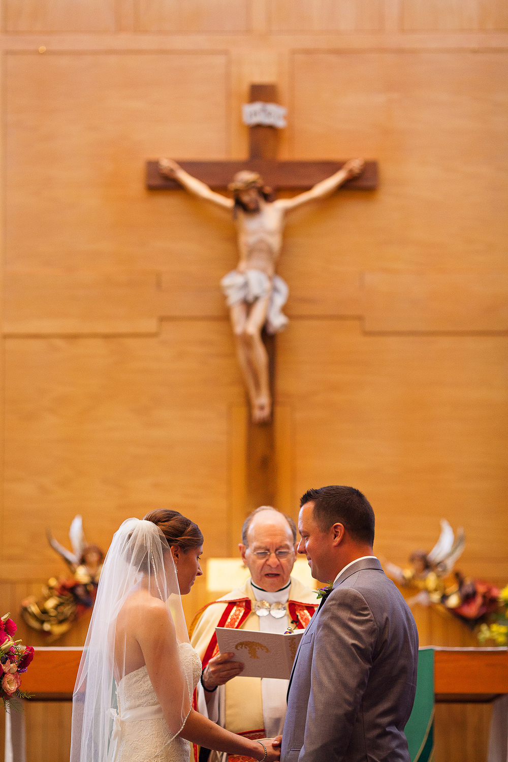Catholic Wedding Raleigh