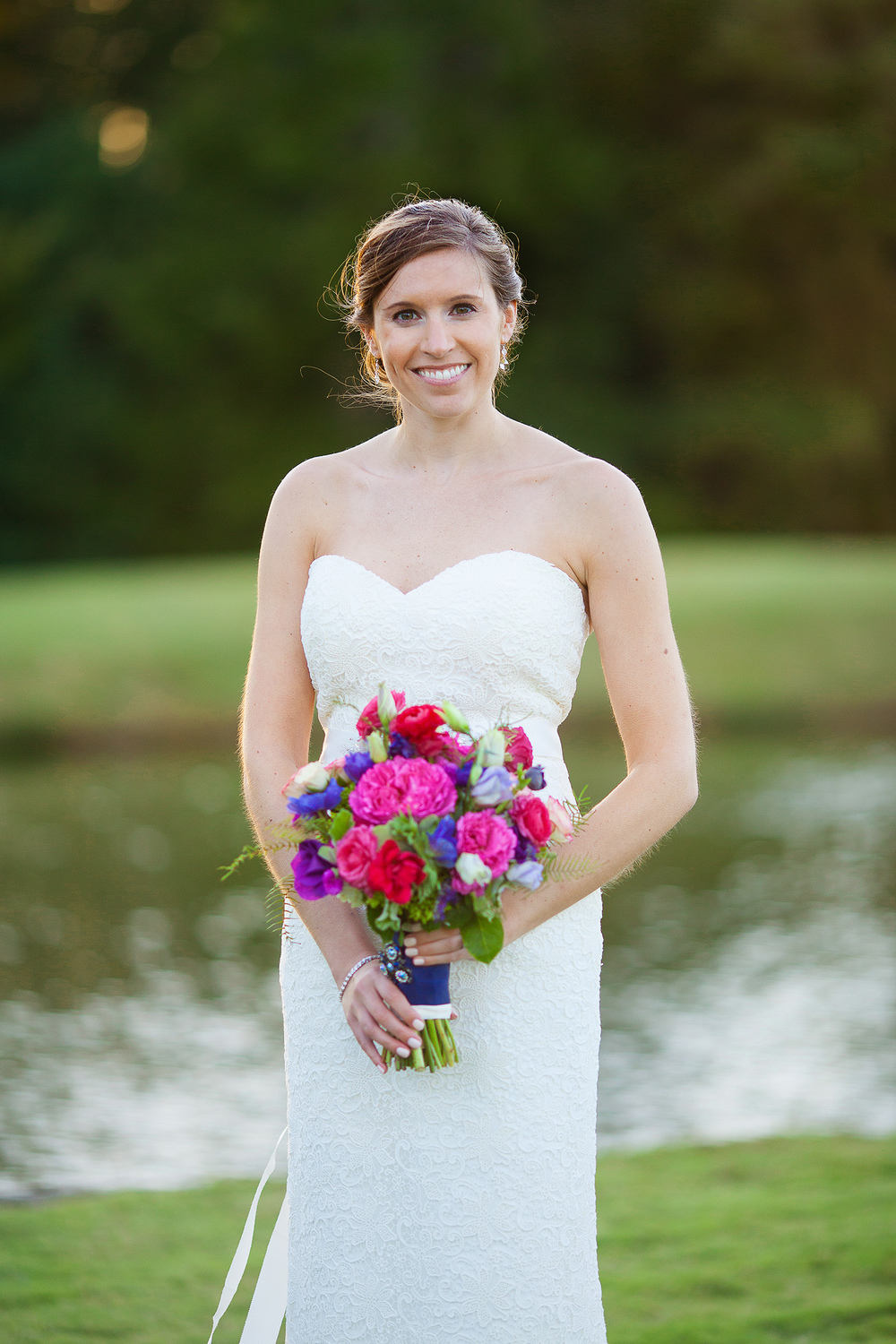 Raleigh Bridal Portraits