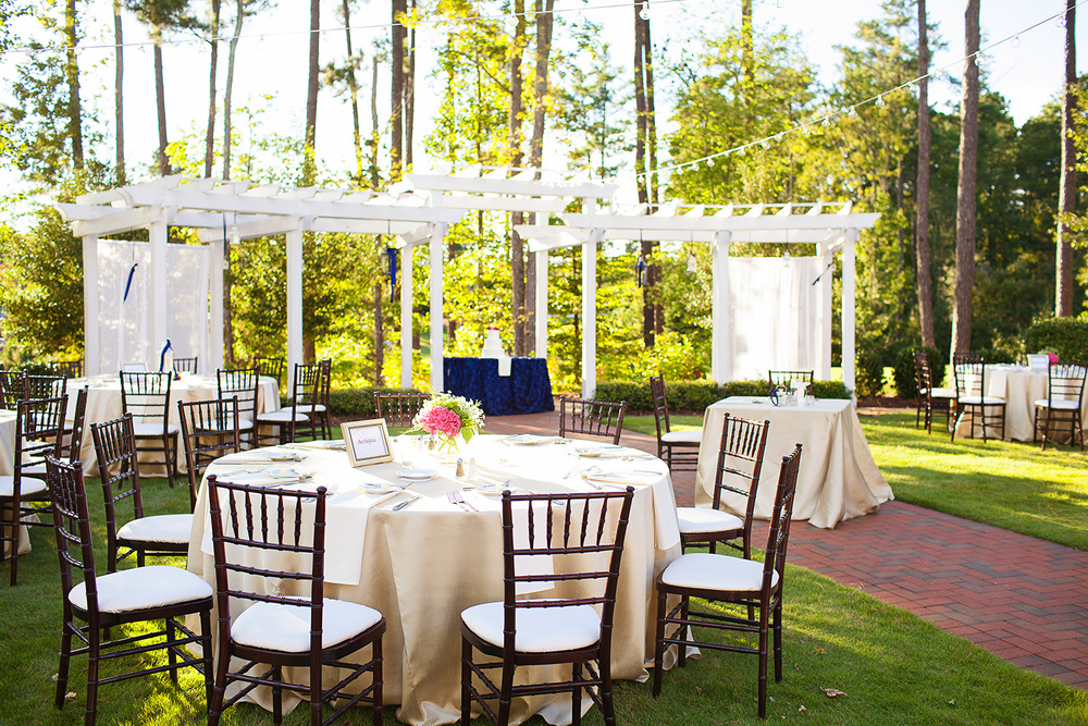 Wedding Reception at Brier Creek Country Club