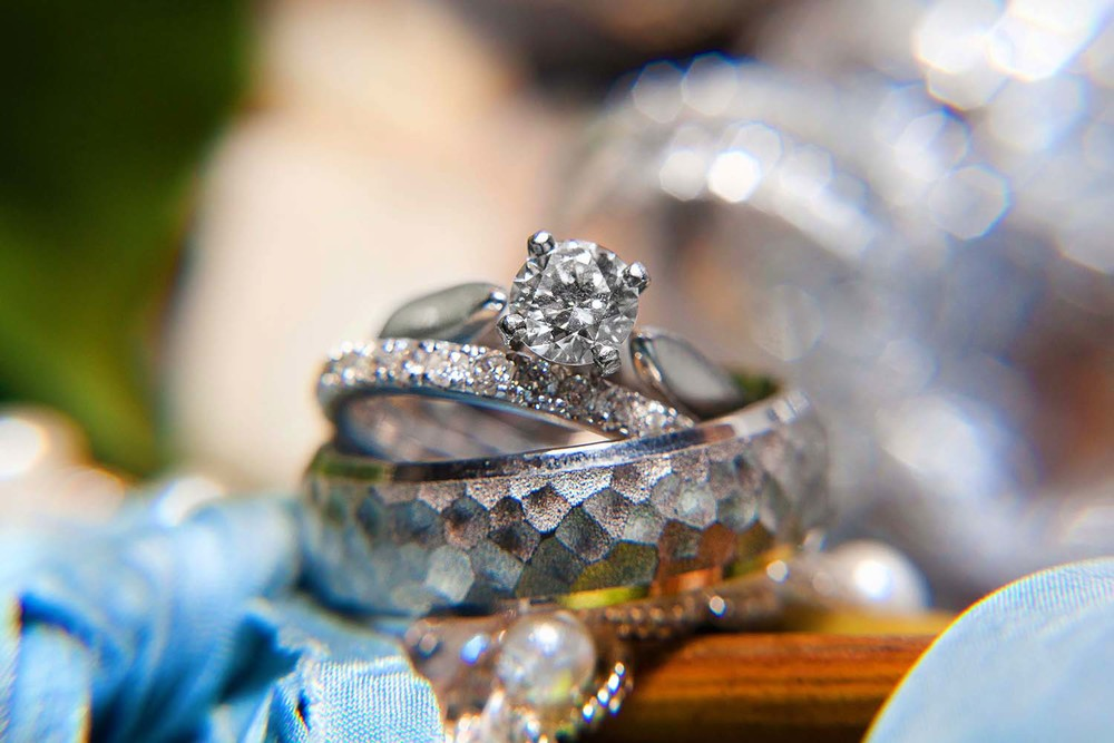 Awesome Diamond Ring Photography