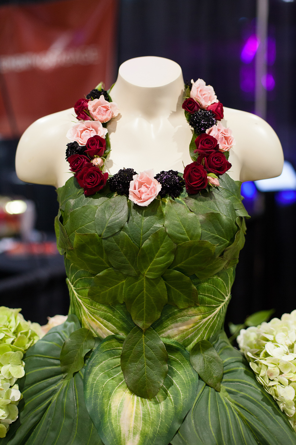 Dress Made of Fig Leaves
