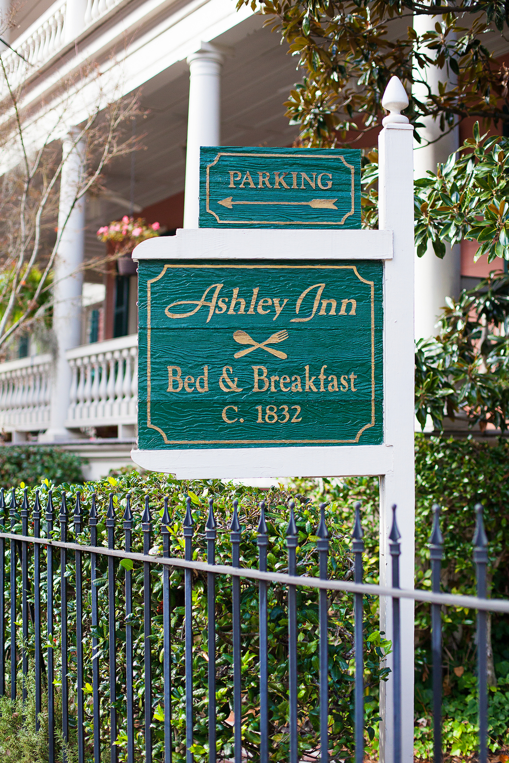 Bed & Breakfast Charleston SC