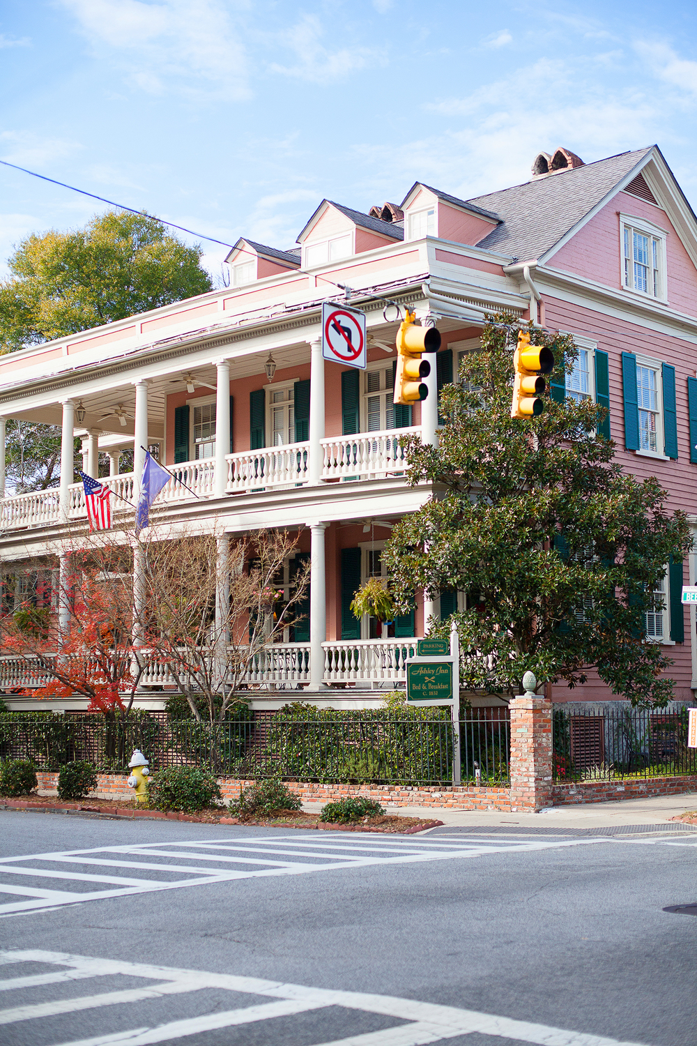 Ashley Inn Bed & Breakfast