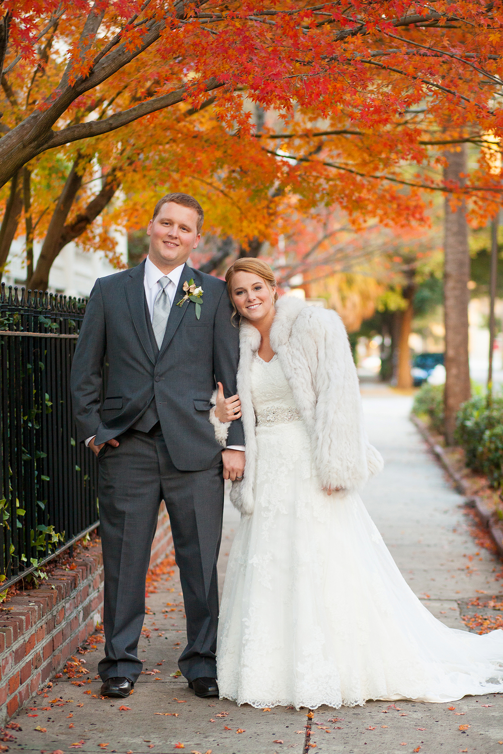 Fall Weddings Charleston
