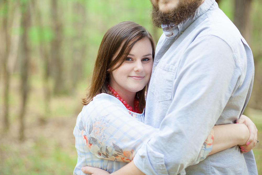 Umstead Park Engagement Photos