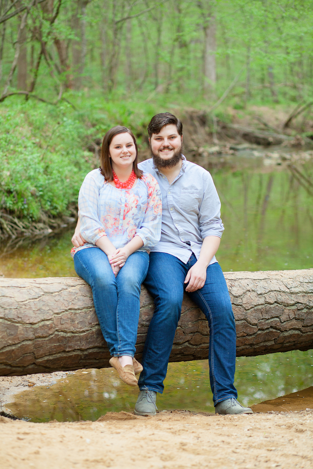 Reedy Creek Engagement Photos