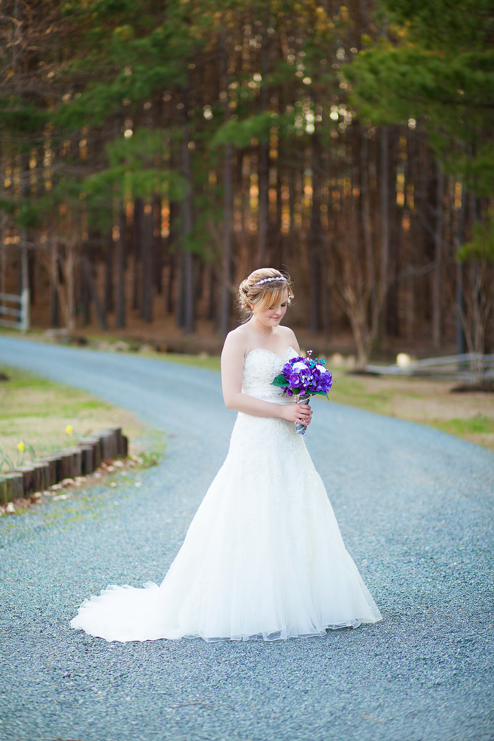 Bridal Portraits Raleigh