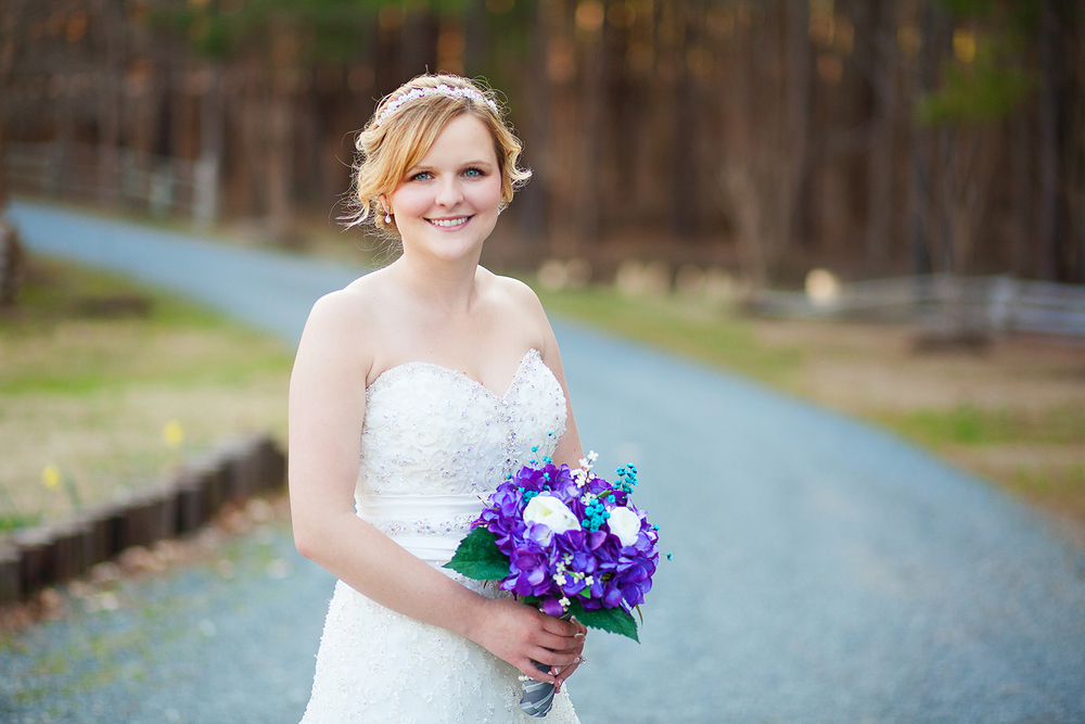 Raleigh Bridal Portrait Venues
