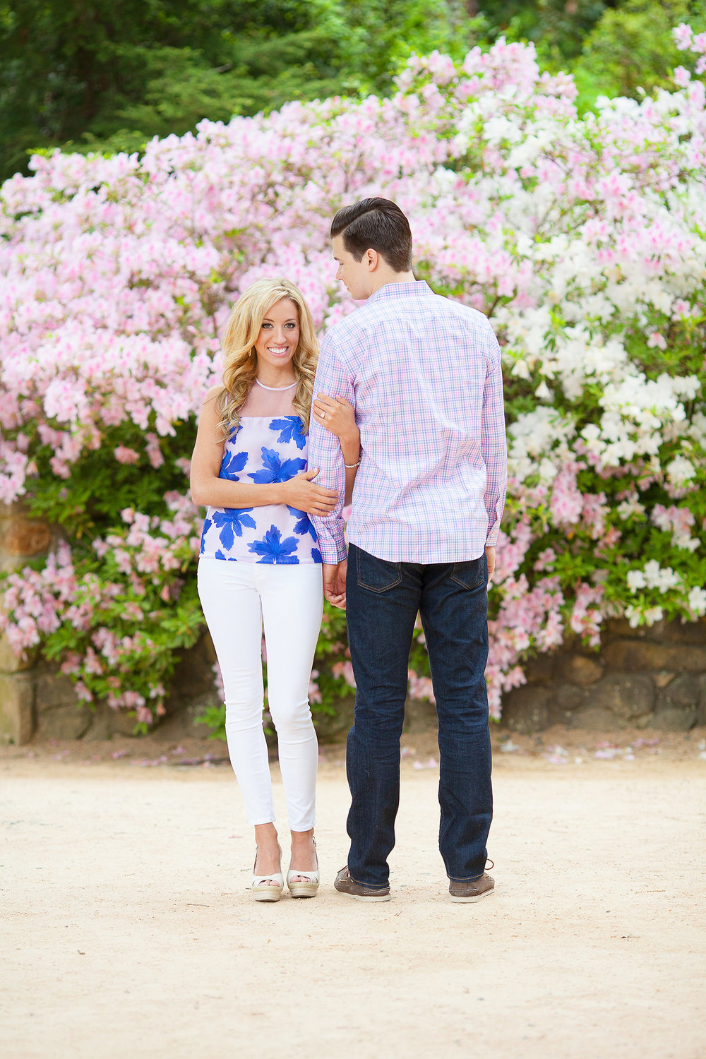 Azalea Engagement Session