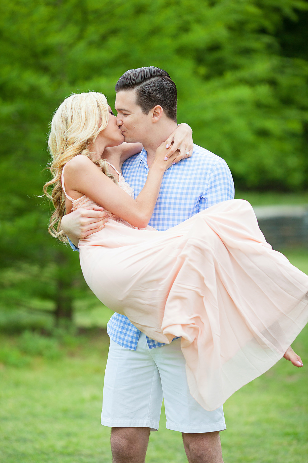 Cute Engagement Session Pictures