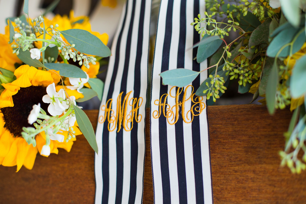 Monogram Ribbons