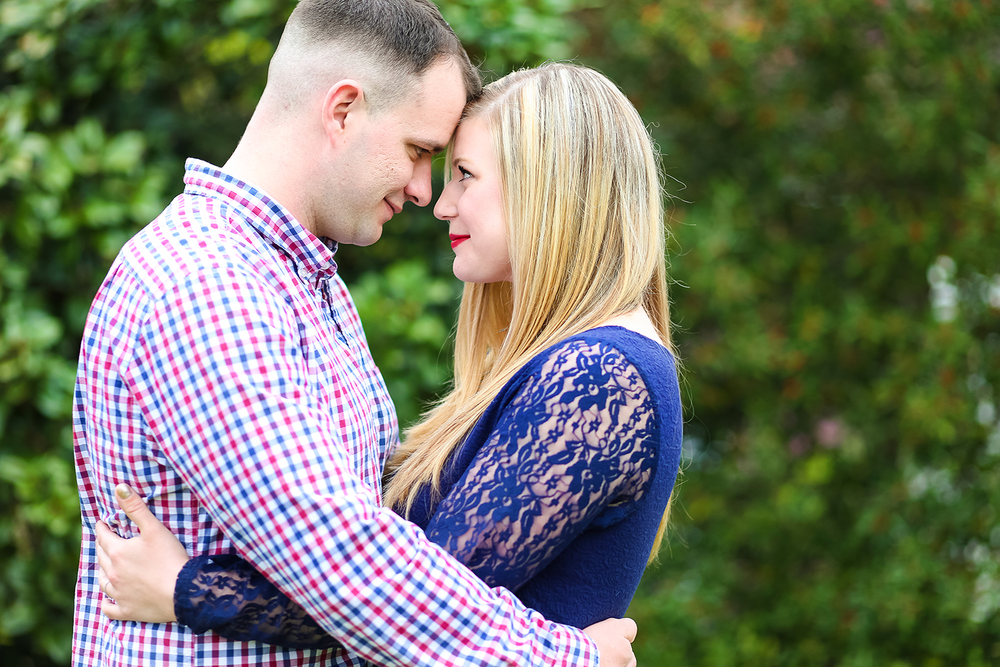 Spring Engagement Pictures